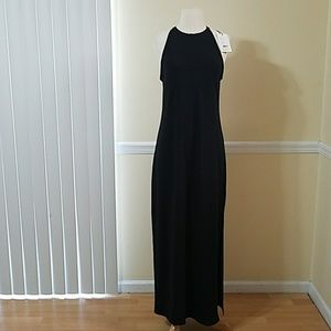 NWT Theory Maxi Racerback Dress Small